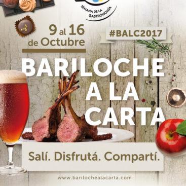 Bariloche a la Carta Cartelería Vía Pública Piensamarketing agencia de publicidad logo diseño publicidad