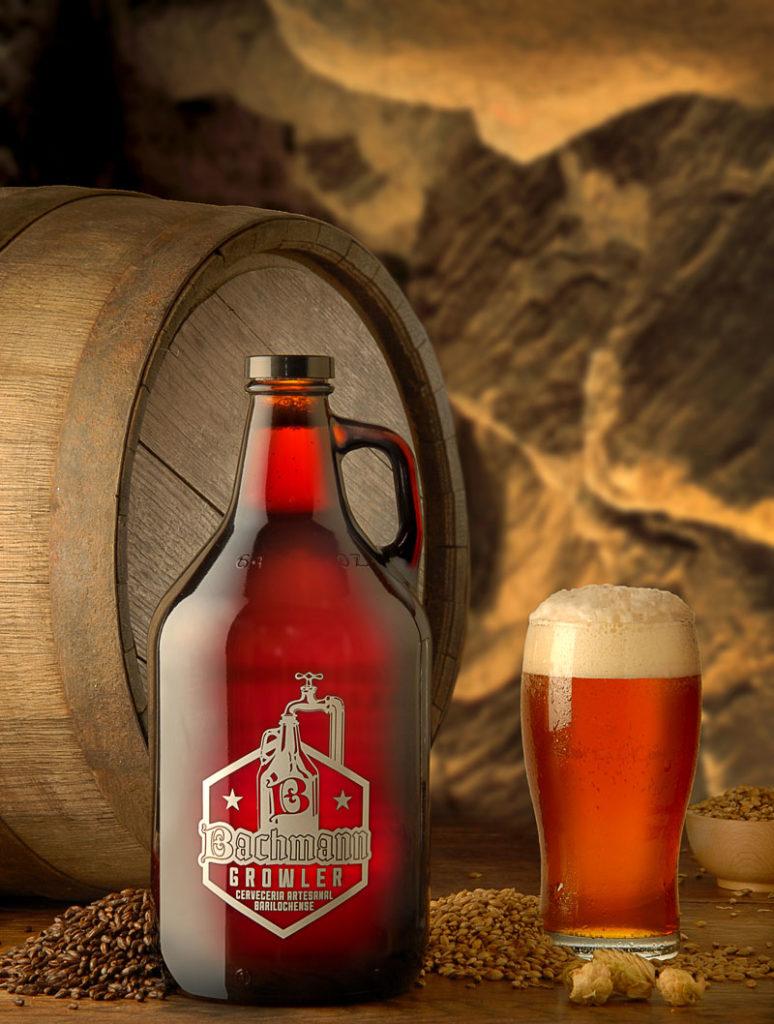 Growler Bachmann foto Piensamarketing Producción fotos Cerveza artesanal