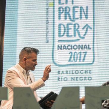 Emprender nacional 2017 Piensamarketing CAME Camara de Comercio Bariloche comunicación diseño
